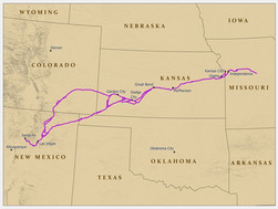 Western Expansion in two directions