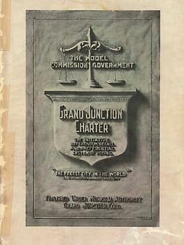 Chartering change in Grand Junction
