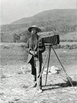 Wildlife photography got its start in Northwestern Colorado