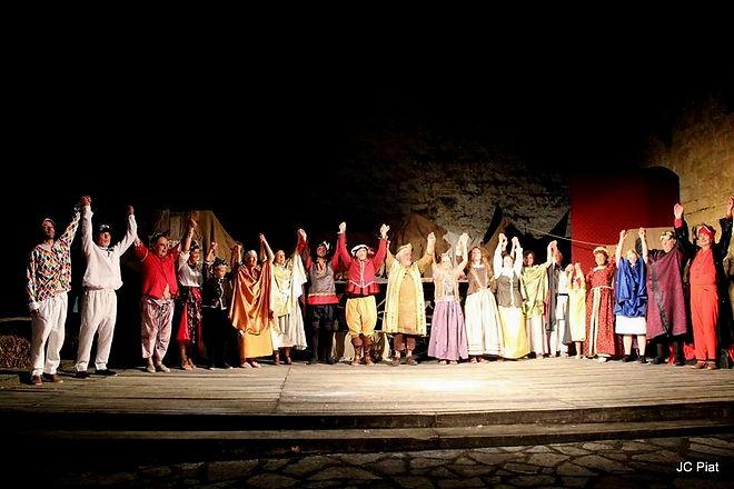 Théâtre à la Tour de Termes d'Armagnac