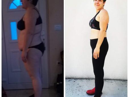 Kako je Sanja izgubila 25 kilograma?