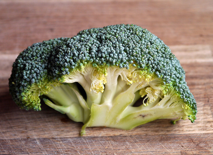 Raio-X do alimento: Brócolis