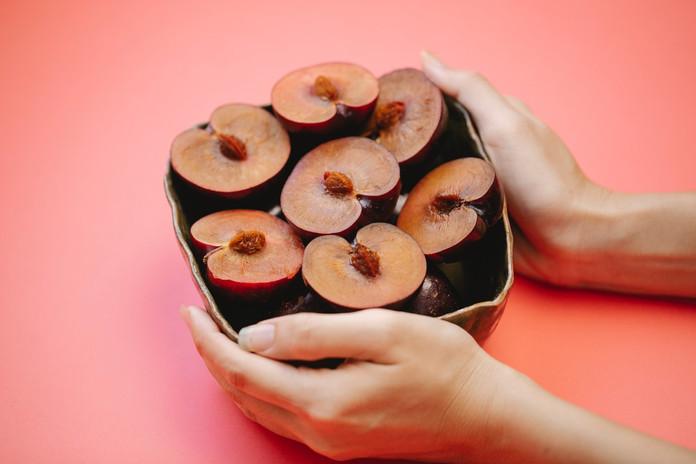 Raio-X do alimento: Ameixas