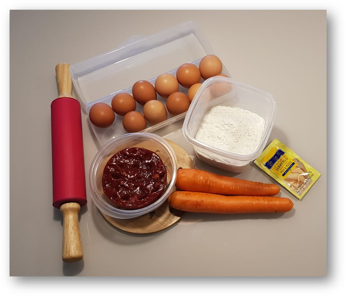 Receita para criançada: Bisnaguinha de cenoura