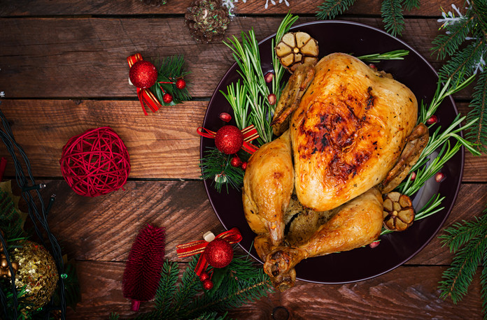 Aves natalinas: Diferenças entre Peru, Chester e Frango