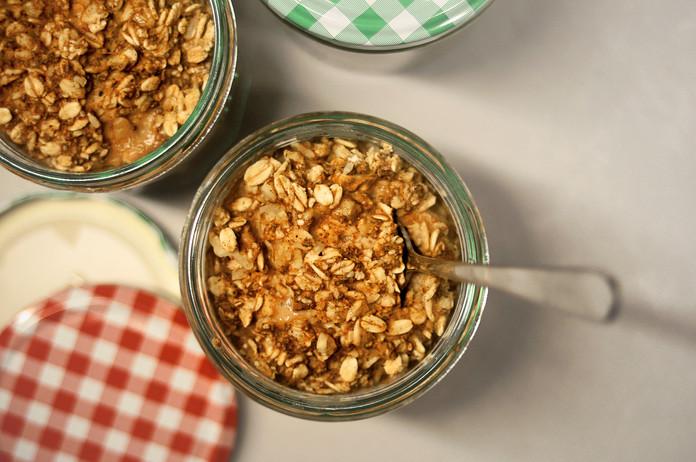 NutS na Cozinha: Overnight Oats