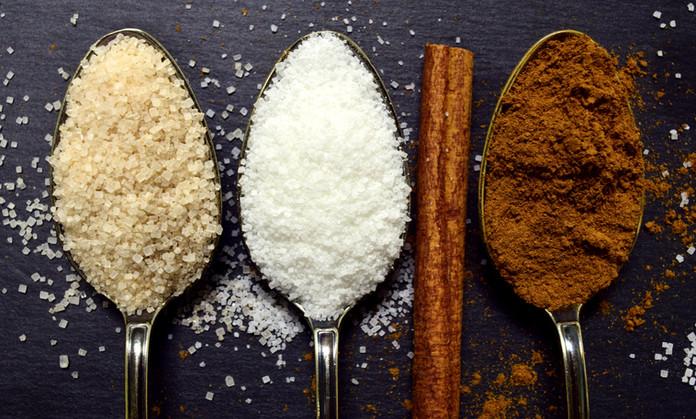 Quais são as diferenças entre os tipos de açúcar?