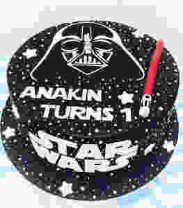 Birthday cake, custom made cake