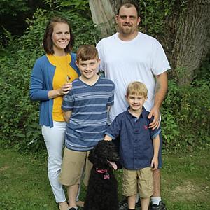 Kim and Tony's Family Photos