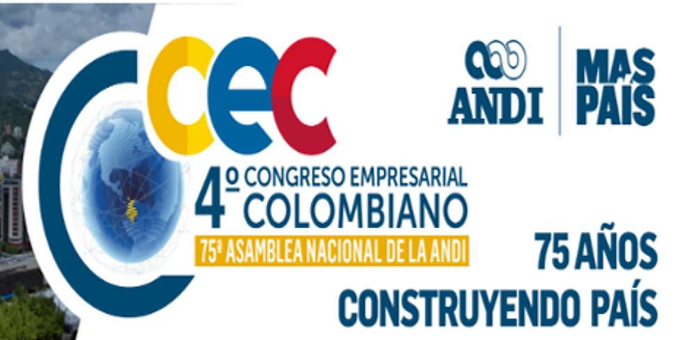 4º Congreso Empresarial Colombiano
