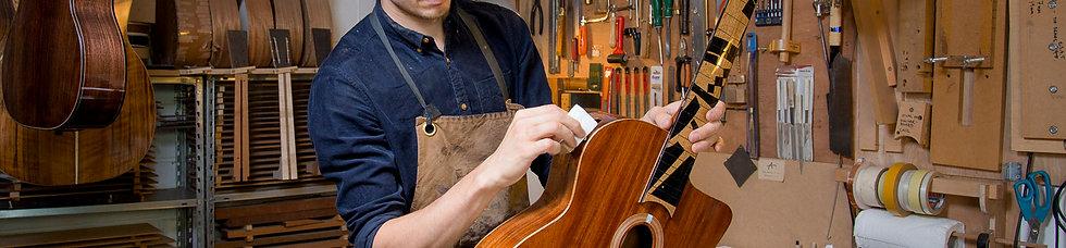 Guitar repair and maintenance masterclass