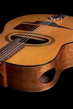 'Grande Bouche' guitar