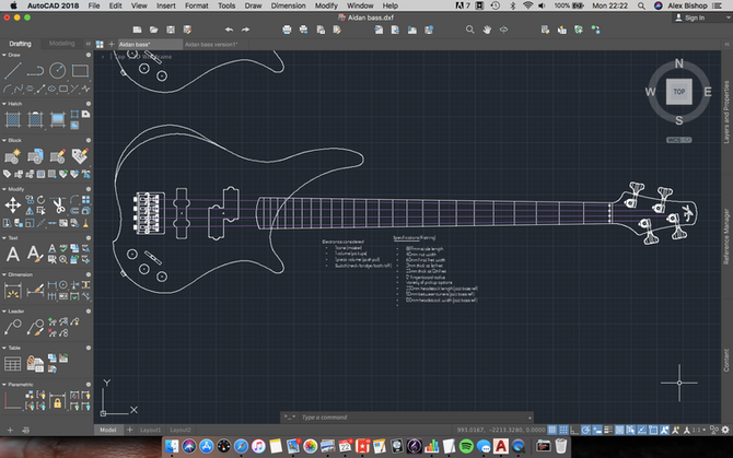 CAD in guitar making?