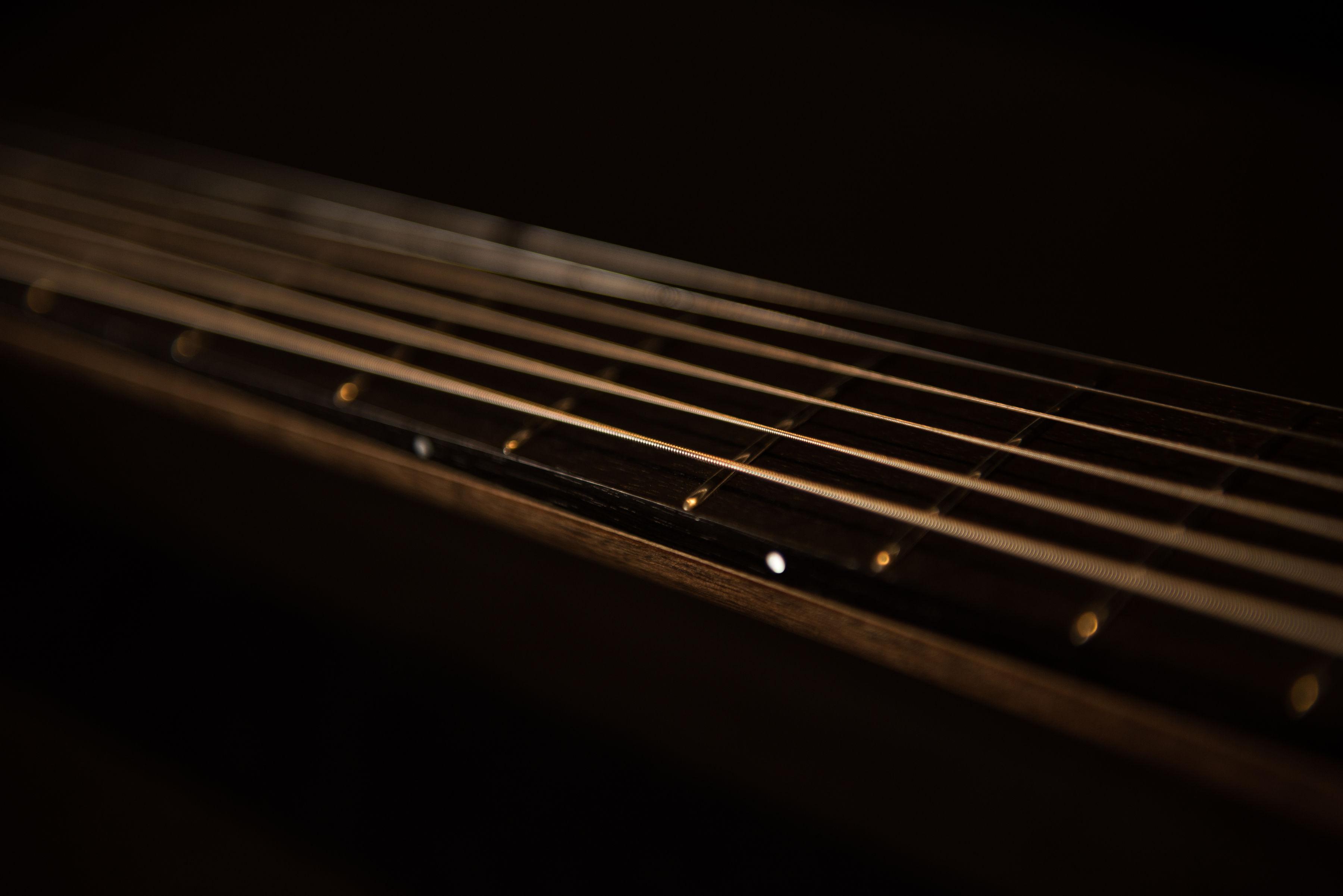 'Sassafras' guitar