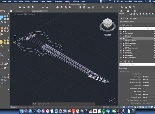 CAD update
