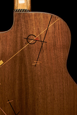 'Kandinskiferri mkII' guitar