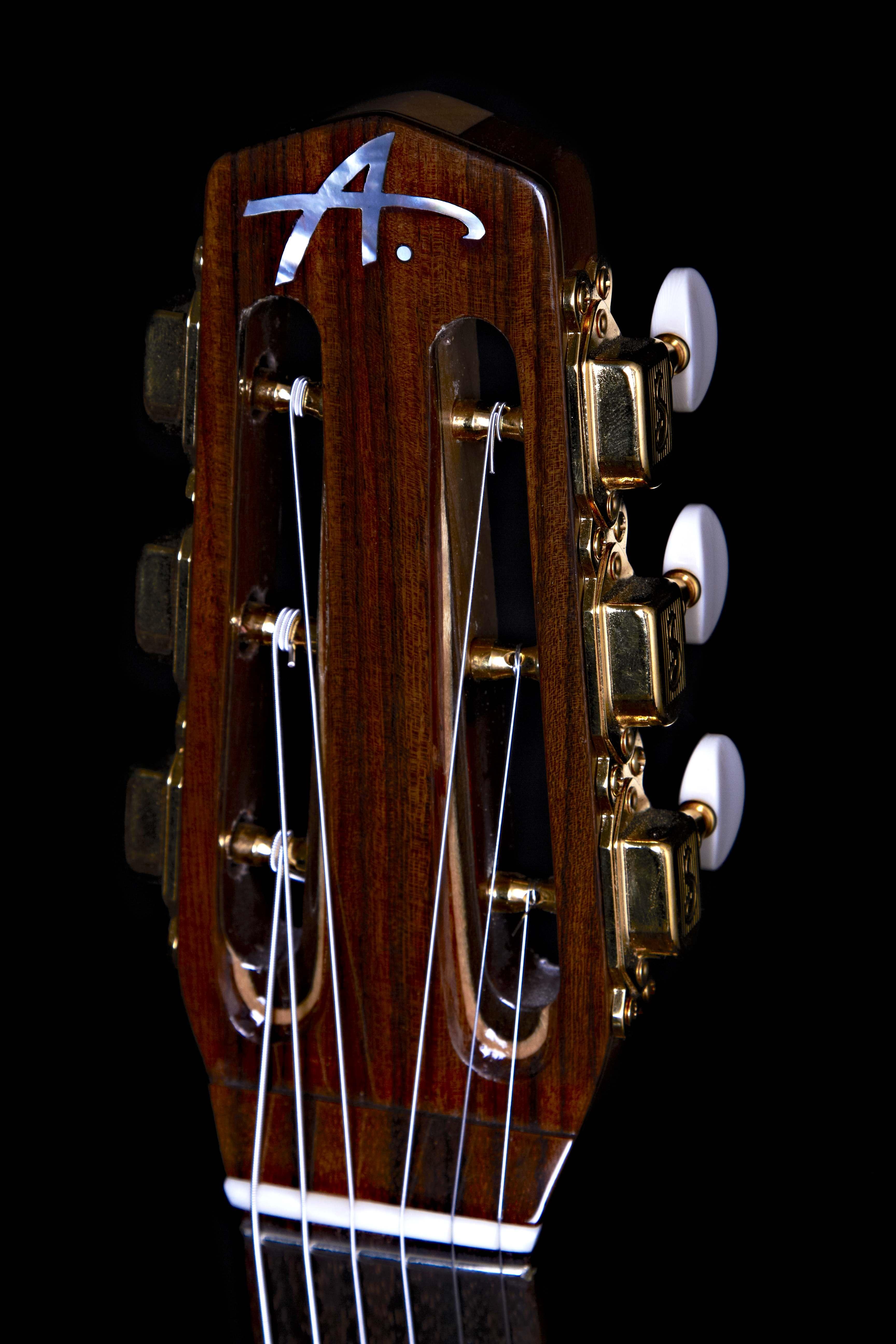 'Kandinskiferri' guitar