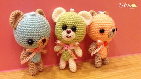 ตุ๊กตาหมีน้อยทูโทน