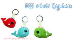 พวงกุญแจปลาวาฬ