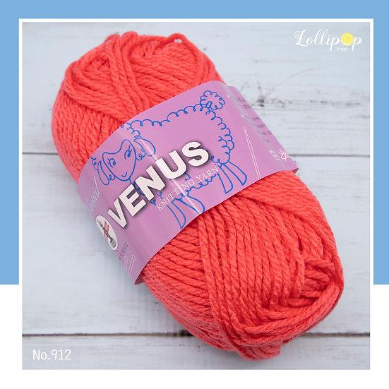ไหมพรม Venus Winnid 912 วีนัส วินนิด เส้นใหญ่