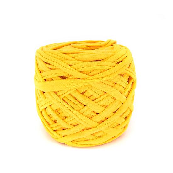 ไหมผ้ายืด No.18 สีเหลือง