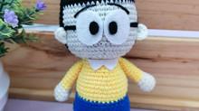 โครเชต์ตุ๊กตาโนบิตะ