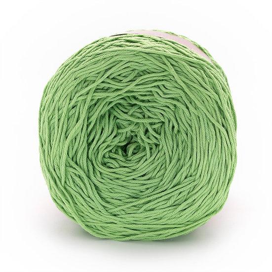 เชือกถัก TM ดอกฝ้าย No.127 สีเขียว