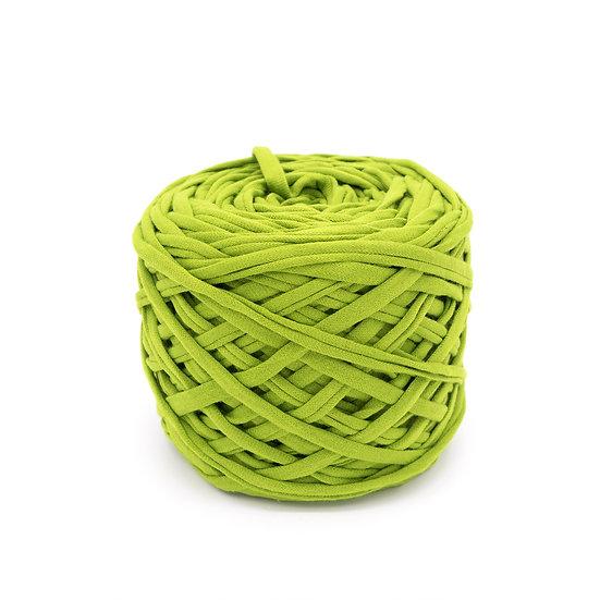 ไหมผ้ายืด No.25 สีเขียว
