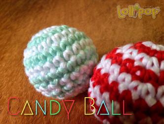 Crochet Candy Ball