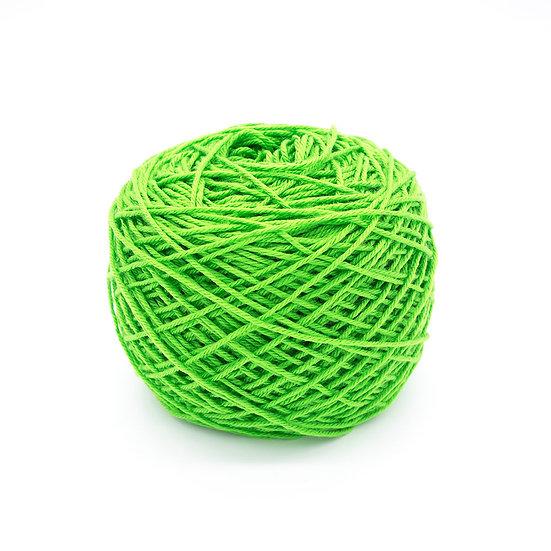 ไหมพรมอินโดซิลค์ No.29 สีเขียว