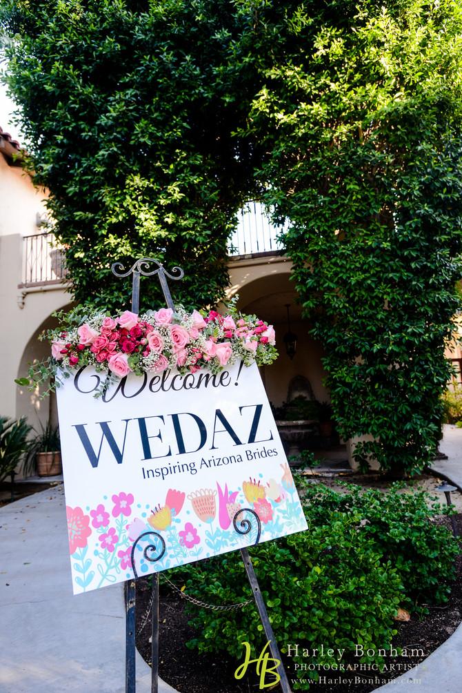 WedAZ 2014 Spring Magazine Release Party at the Secret Garden