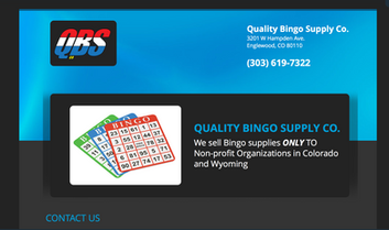 Quality Bingo Supply