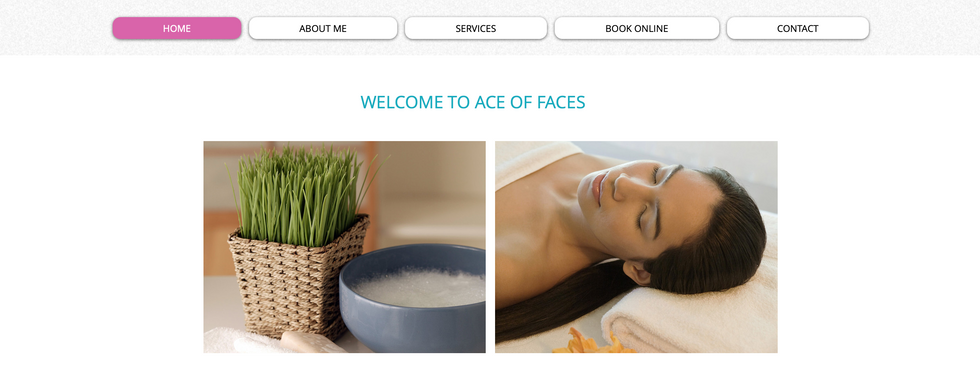 Ace of Faces Website