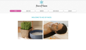Ace of Faces Website