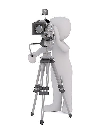 Dicas de Filmagem | Sempre que possível use um tripé ou apoio para sua câmera