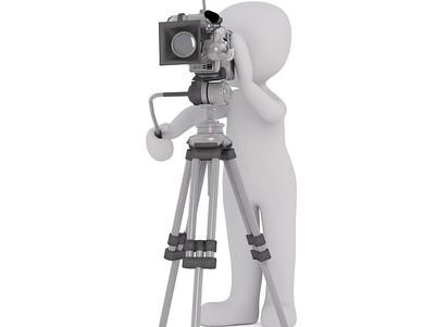 Na hora de Filmar