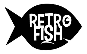 Retro Fish Logo
