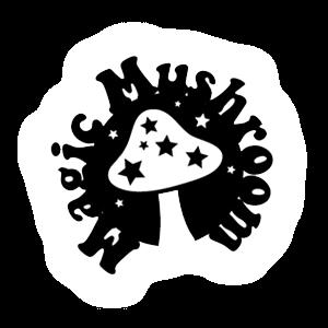 Magic Mushroom Surfboard Logo