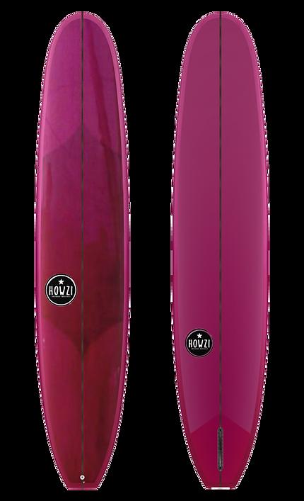 Howzi Surfboards Casual Barlow Longboard