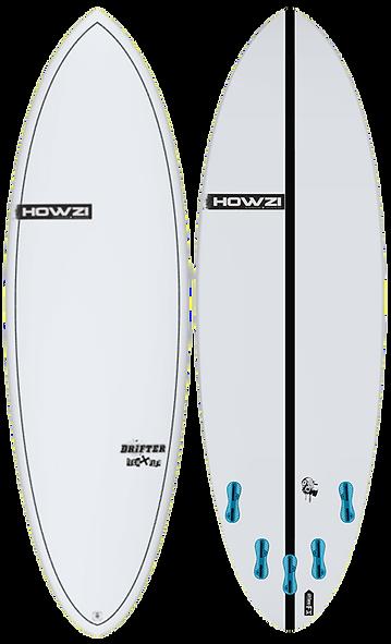 Howzi Surfboards Drifter Shortboard