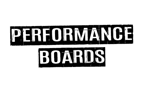Performance Shortboards