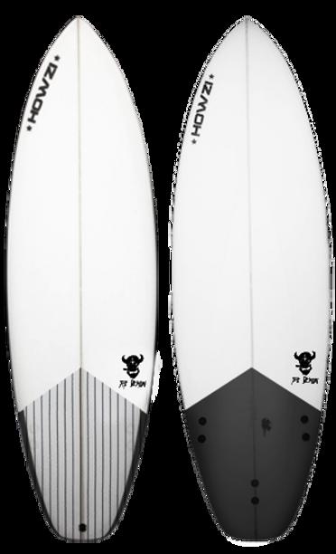 The Demon Summer Performance Surfboard