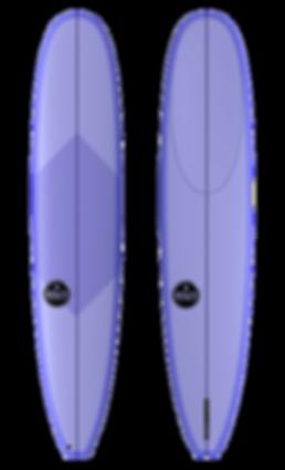 Howzi Surfboards ProSpoon Longboard