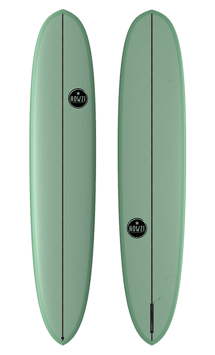 Howzi Surfboards BeachComber Longboard