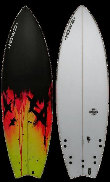 Razor Fish Quad Fish Surfboard