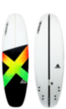 The Enigma Alternative Performance Surfboard
