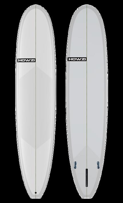 Howzi Surfboards AllRounder Longboard