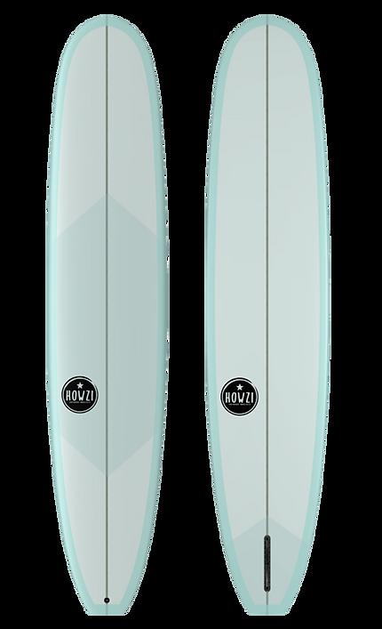 Howzi Surfboards 68Chevy Longboard