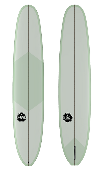 Howzi Surfboards PorkBelly Longboard