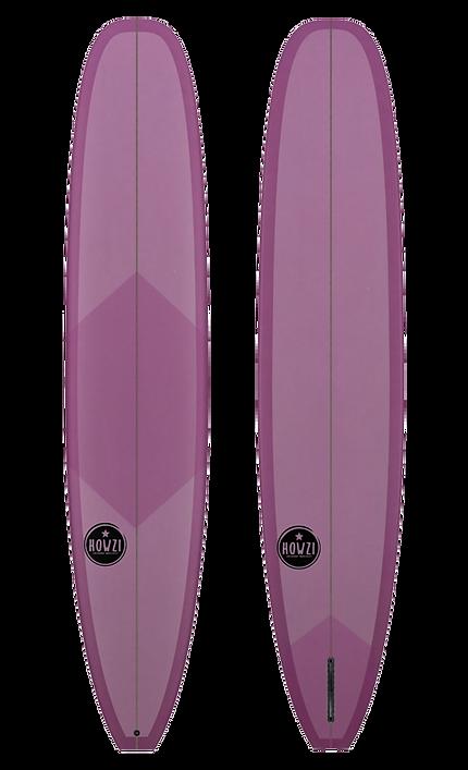 Howzi Surfboards Cardiff Noserider Longboarder